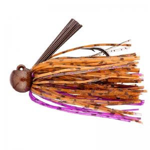 Bass Patrol Silicone Football Jigs 1/2 Oz