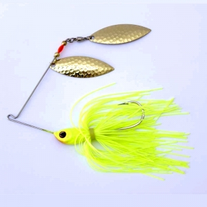 Señuelo Spinnerbait Heavy Baits 1 Oz.