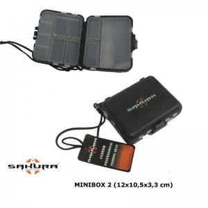 Caja de pesca Vega Min Box HS003