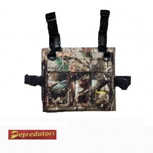 Depredators Chaleco - Arnés de pesca