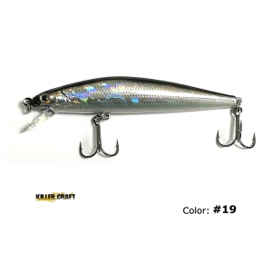 Señuelo Killer Craft Fast Minnow 90SP