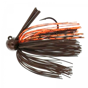 Bass Patrol Rubber Football Jigs 1/2 Oz