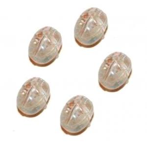 Perlas Round Glass BPS 8mm.
