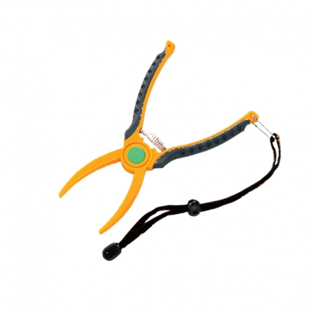 Atrapapeces BBS FISH GRIPPER FLOTING YELLOW.