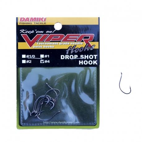 Anzuelo Damiki Drop Shot Under Hook.