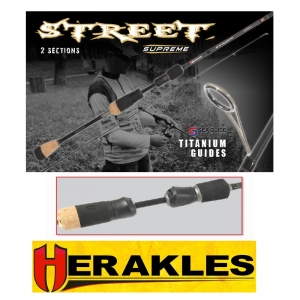 COLMIC SPINNING ROD HERAKLES STREET SUPREME LIGHT FISHING