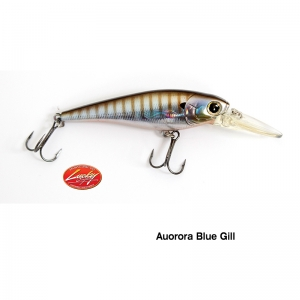 Señuelo Lucky Craft Bevy Shad 75SP