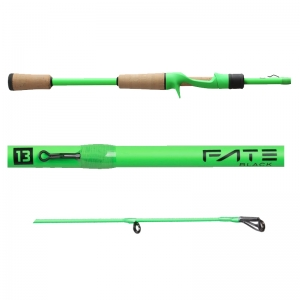13FISHING Fate Black GEN 2 7.1' MH