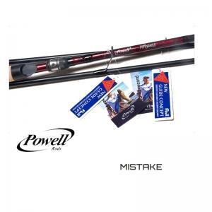Caña de Casting Powell MISTAKE 6104 CB