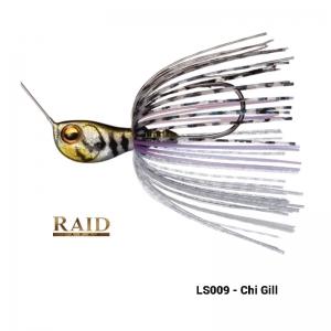 Spinnerbait RAID JAPAN LEVEL SPIN 1/2 Oz