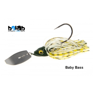 Señuelo Chatterbait B8LAB 3/8 Oz de tungsteno