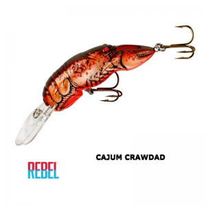 Rebel Big Craw Crankbait