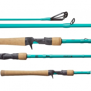 "Caña 13 Fishing Fate Green 7.6"" MH Casting"