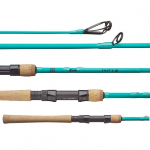 """Caña 13 Fishing Fate Green 7.6"""" MH Spinning"""