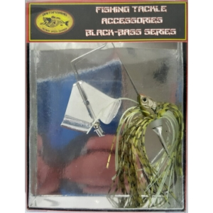 Señuelo Buzzerbaits Chrome Baitsfishing