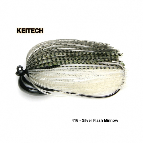 RUBBER JIG MODEL III de Keitech