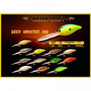 Señuelo Killer Craft Deep Monster 800