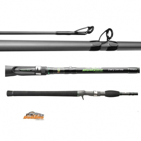 Cañas Dobyns Rods Serie FURY Casting/Spining