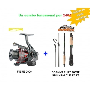 Combo Spinning Dobyns SPRO
