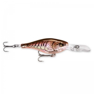 Señuelo Rapala Glass Shad Rap.